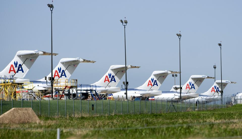 coronavirus flight cancellations