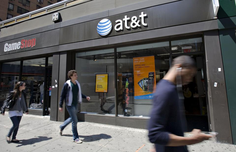 AT and T EARNS