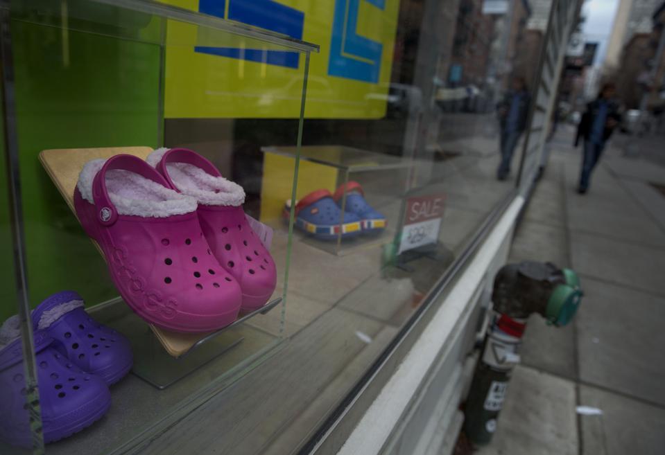 Crocs Steve Madden