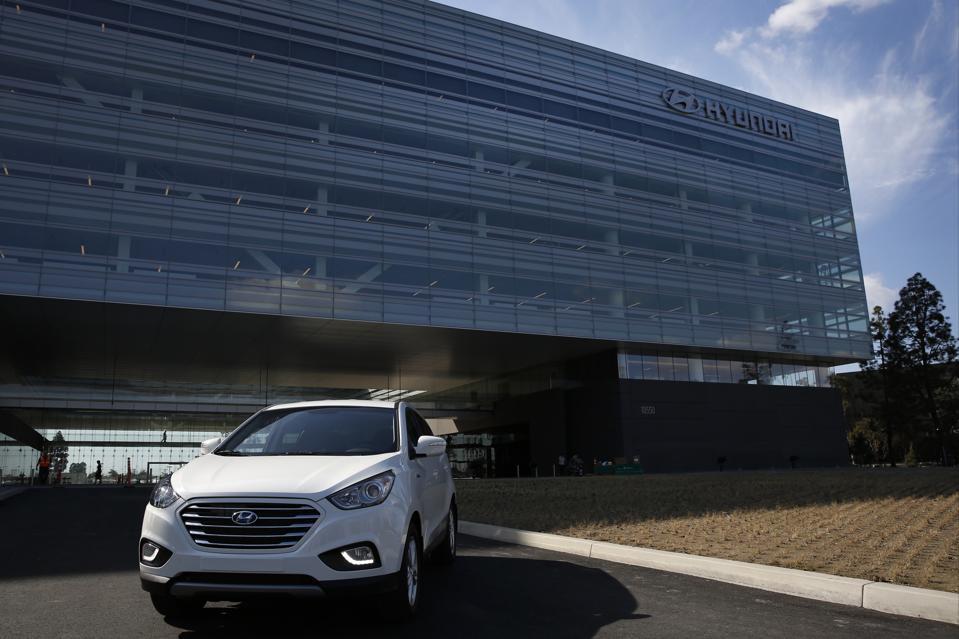 Surprise Hyundai Restructuring Loosens Seoul 39 S Top Down