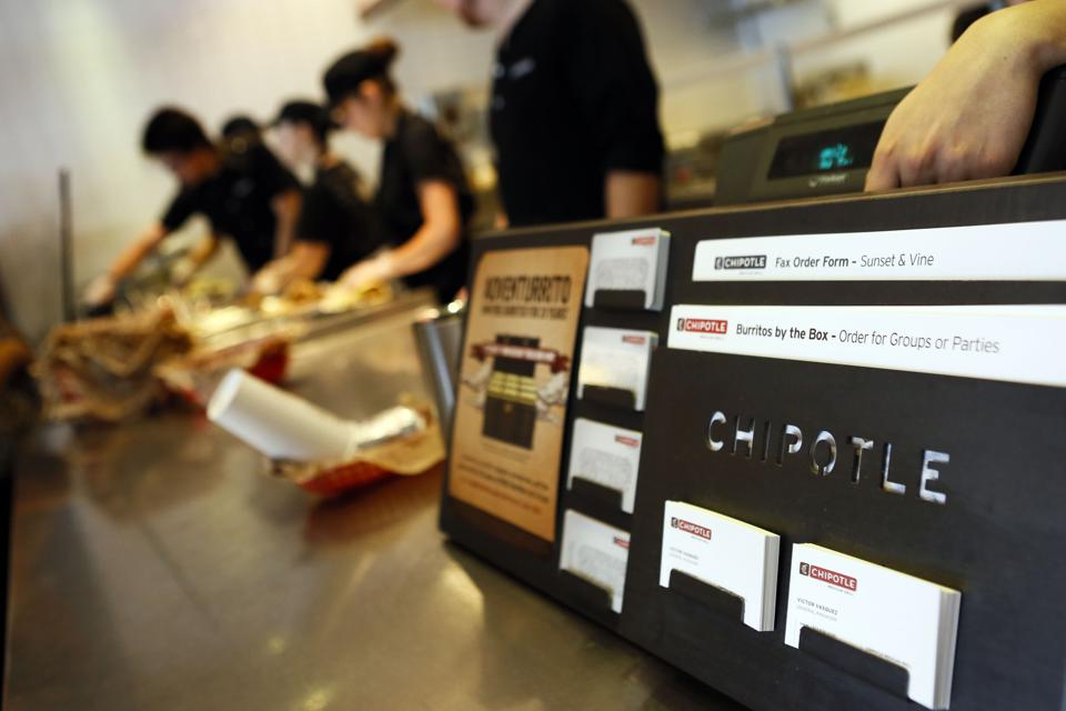 photo about Chipotle Printable Order Form named Chipotle Best Line Toward Improve Via 12% inside 2019