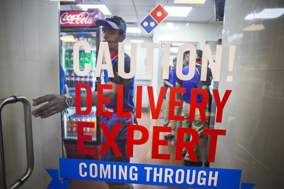 Ex-Domino's Pizza CEO Could Be On The Verge Of Revolutionizing Retail In 30 Minutes Or Less