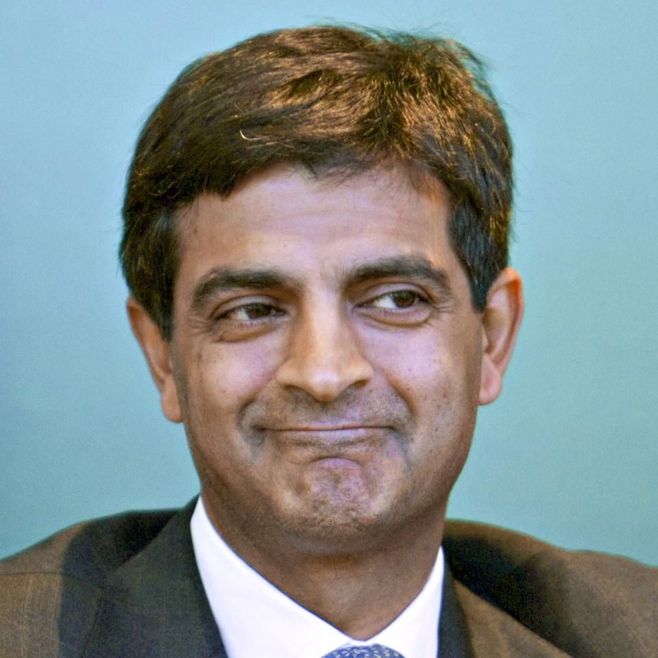 Sandeep Mathrani, in a 2010 photograph taken while he was executive vice president of retail for Vornado Realty Trust.