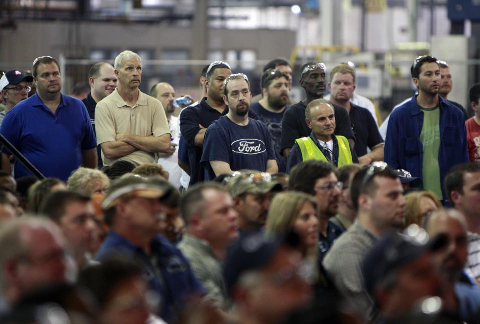 Ford, Rawsonville, plant, factory, UAW, workers, union, ventilators, COVID-19, coronavirus, ventilators