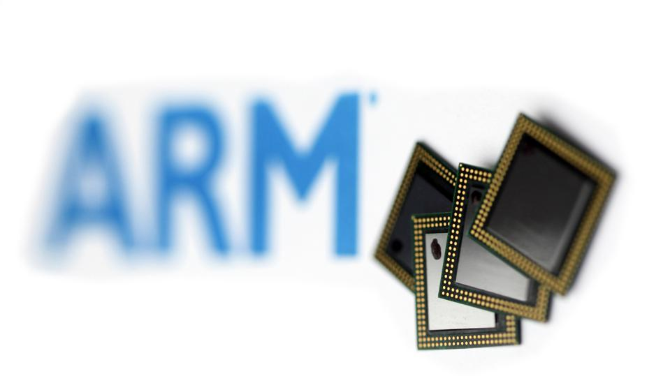 iPhone Makes ARM Most Expensive Chip Takeover Target