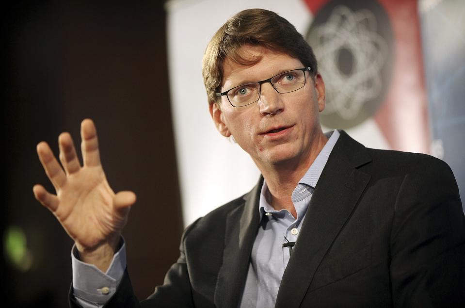 Niklas Zennstrom, cofounder of Skype.