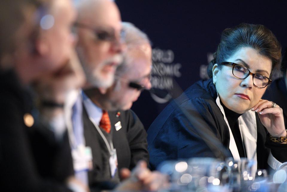 Davos World Economic Forum (WEF) 2011