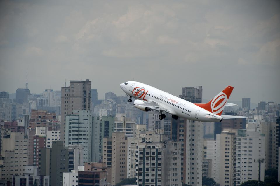 Air Travel At Congonhas, Brazil's Busiest Airport