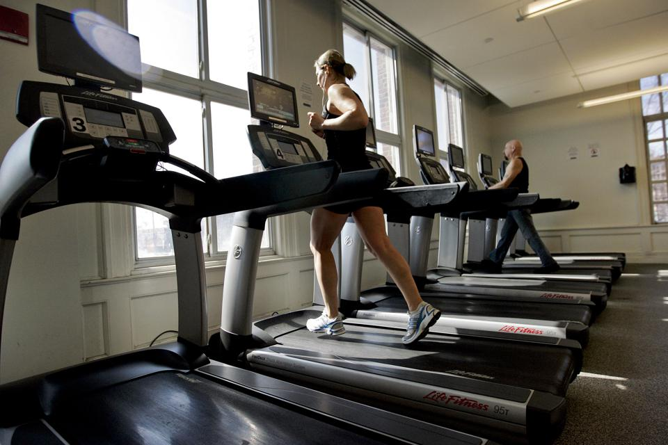 New Year's Resolution: Save Money On A Gym Membership