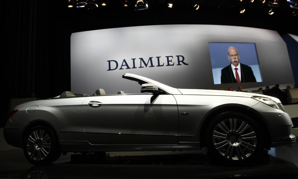 Daimler Annual ShareholdersÕ Meeting