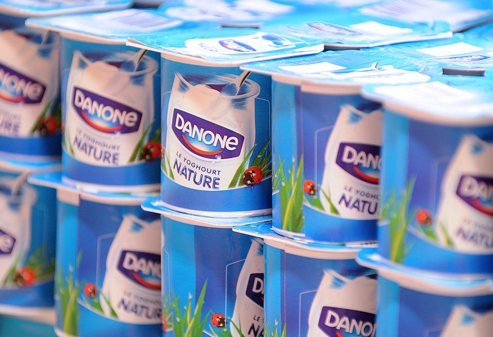 Danone Products Ahead Of Earnings
