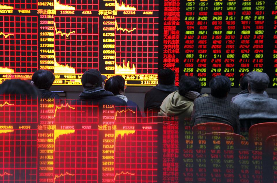 China Establishes Rules On Margin Trading, Stock Futures And Short Selling