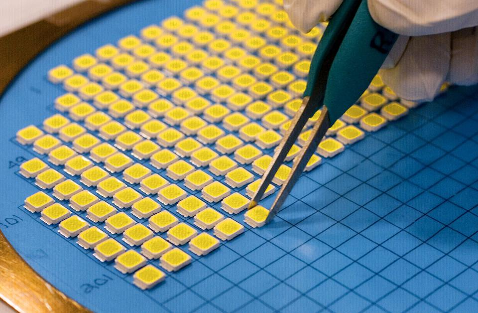 Cree Inc. LED Manufacturer Reports Earning