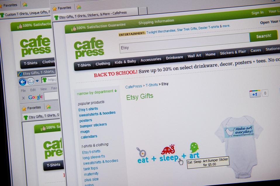 CafePress hacked