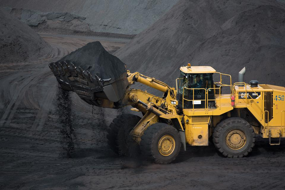 OAO Mechel Coking Coal Mining Operations As Company Struggles With Debt