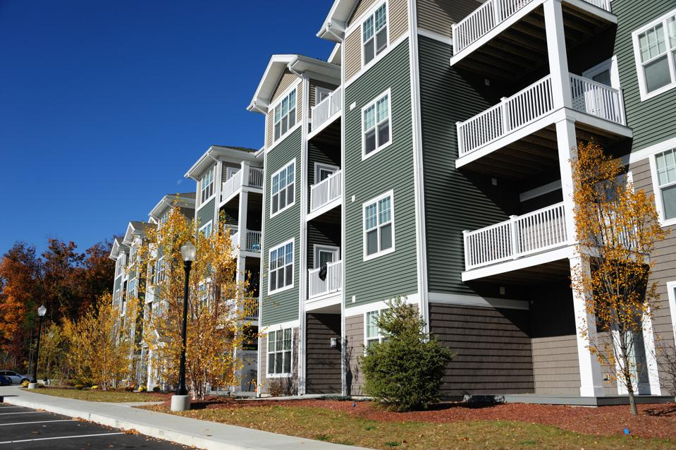 Better Than Buying An Apartment Complex REITs Paying Up To - Buying an apartment building