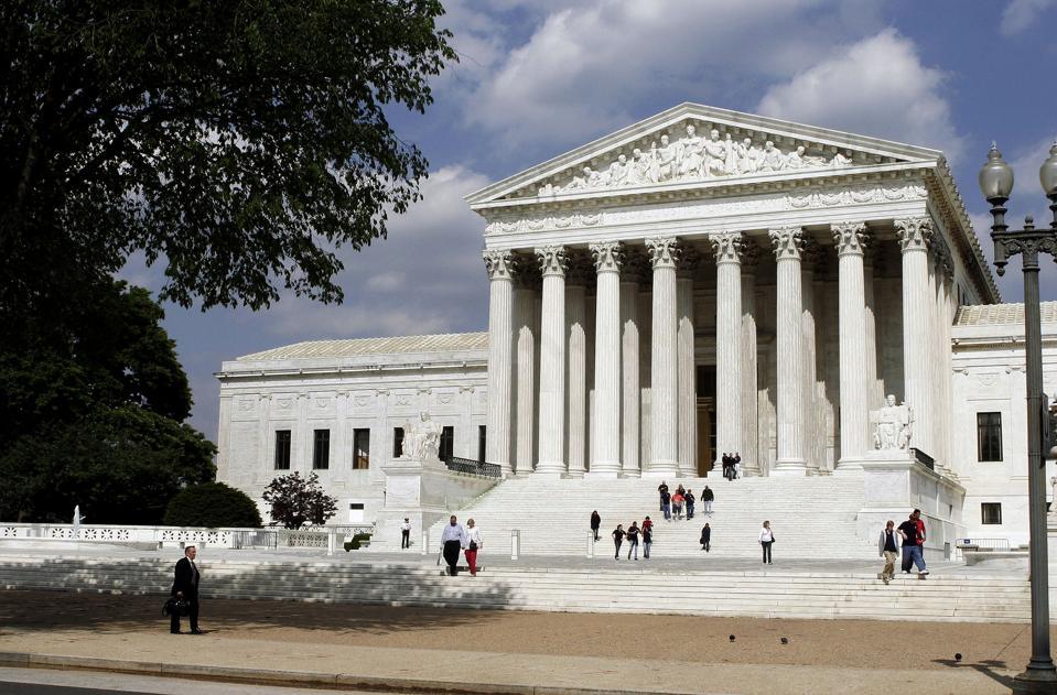 FILE PHOTO U.S. SUPREME COURT