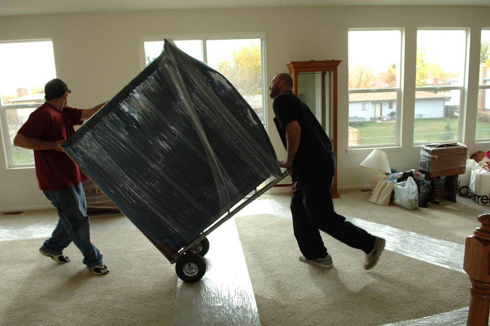 Seven Lessons From A Moving Company: How Service Leads To Sales