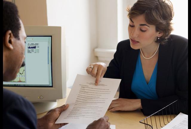Four Breakthrough Topics And Questions For A Job Interview
