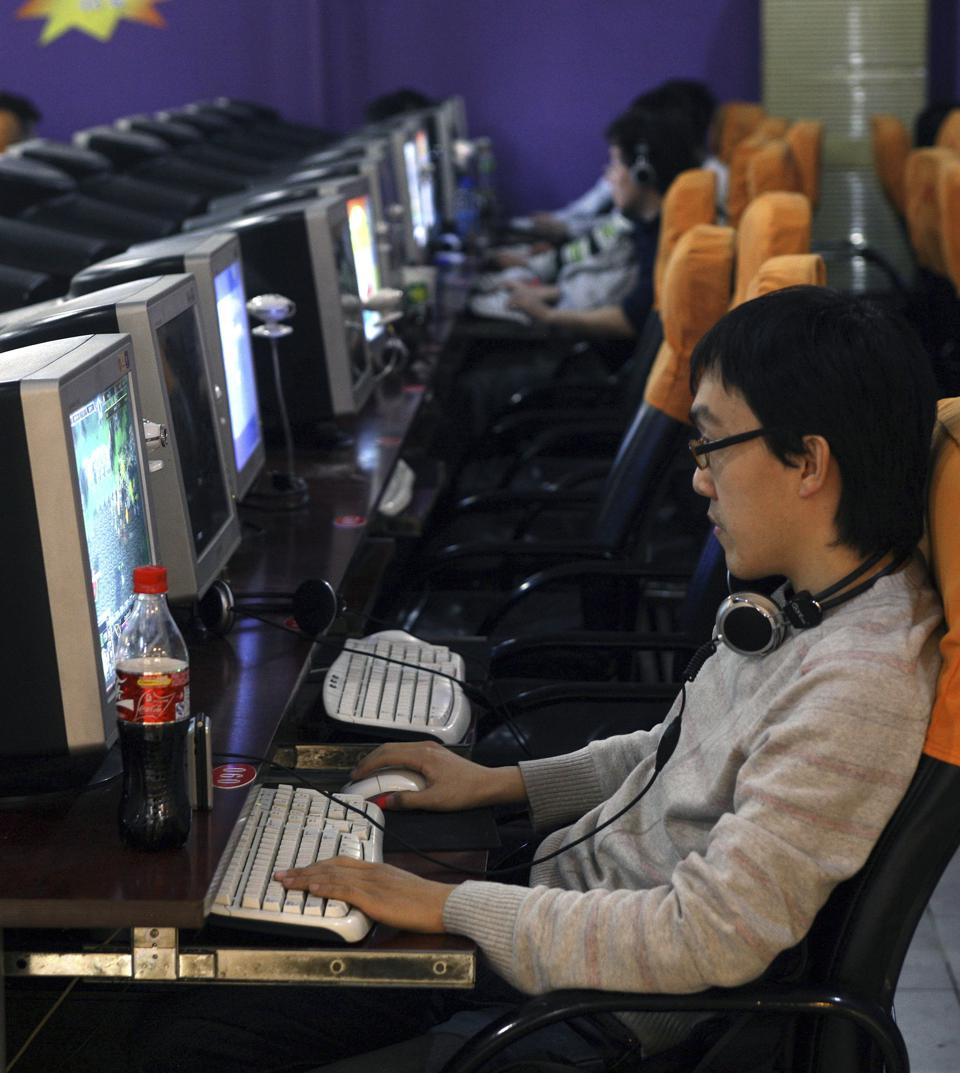 The Evolution Of Gaming Advertising In China