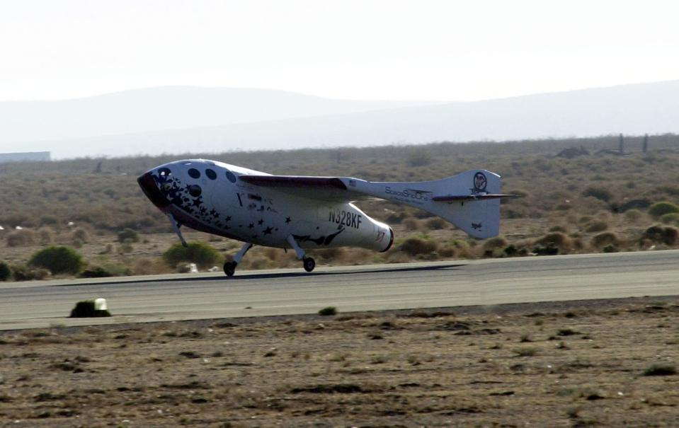 SPACESHIPONE WINS