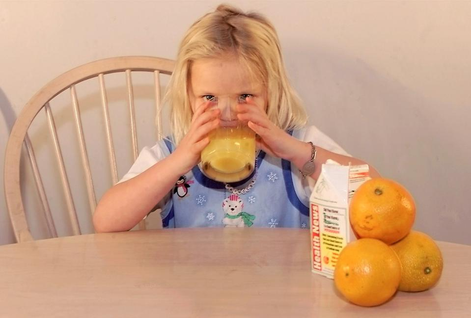 Warning: Your Fruit Juice Has As Much Sugar As A Soda!