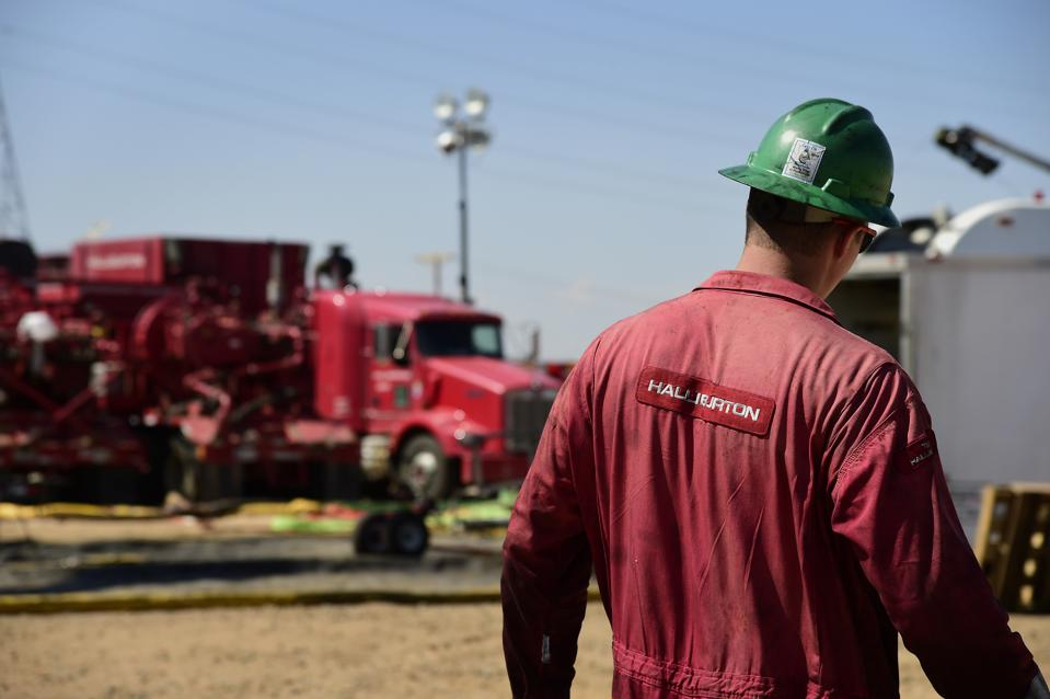 Tour Of An Anadarko Petroleum Corp. Rig Site As U.S Crude Inventories Rise
