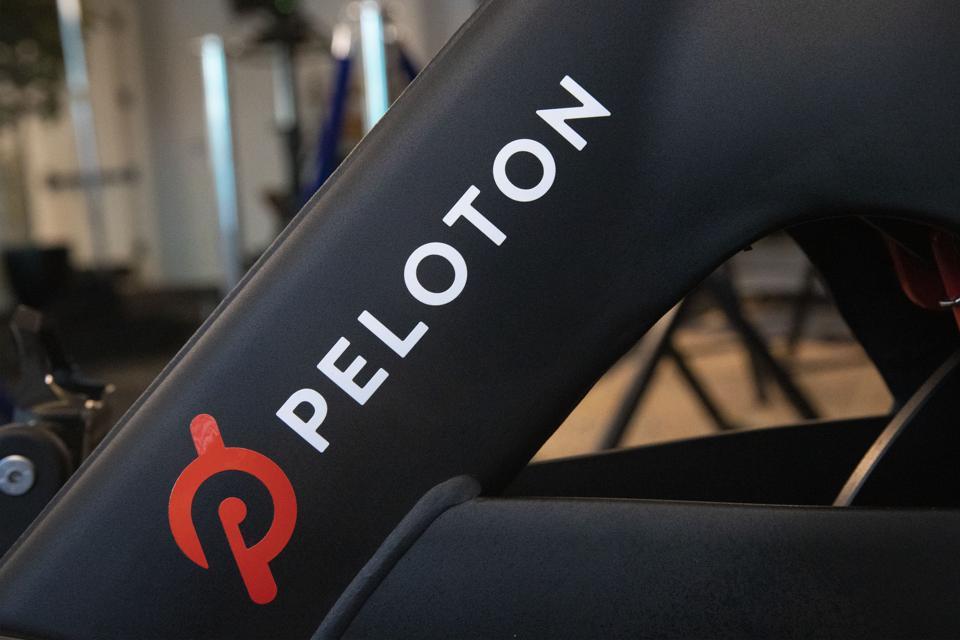 Some say Peloton's new ad is sexist (AP Photo/Mark Lennihan)