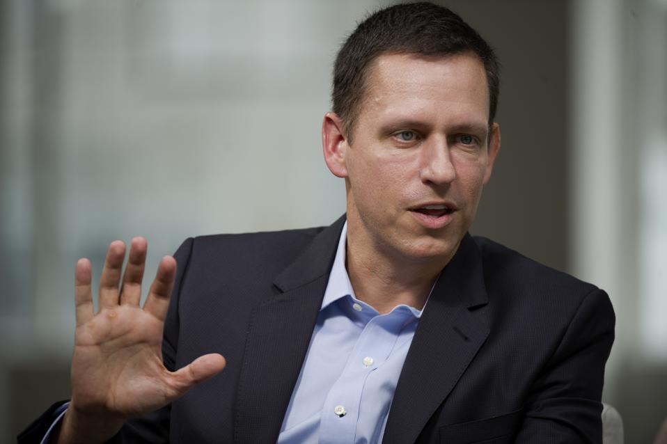Mark Zuckerberg Decides To Keep Peter Thiel On Facebook's Board