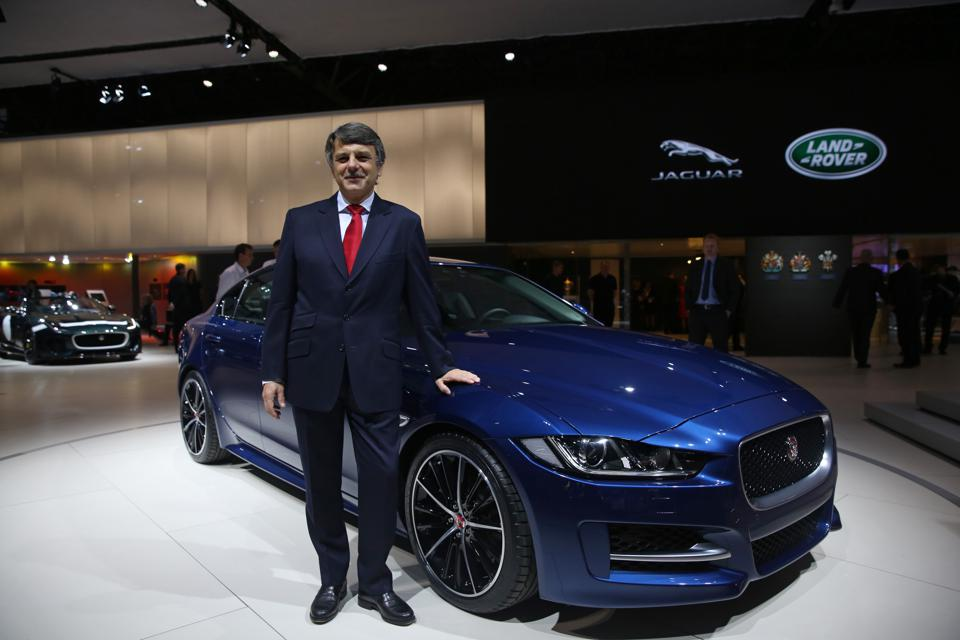 Preview Day At The 2014 Paris Motor Show