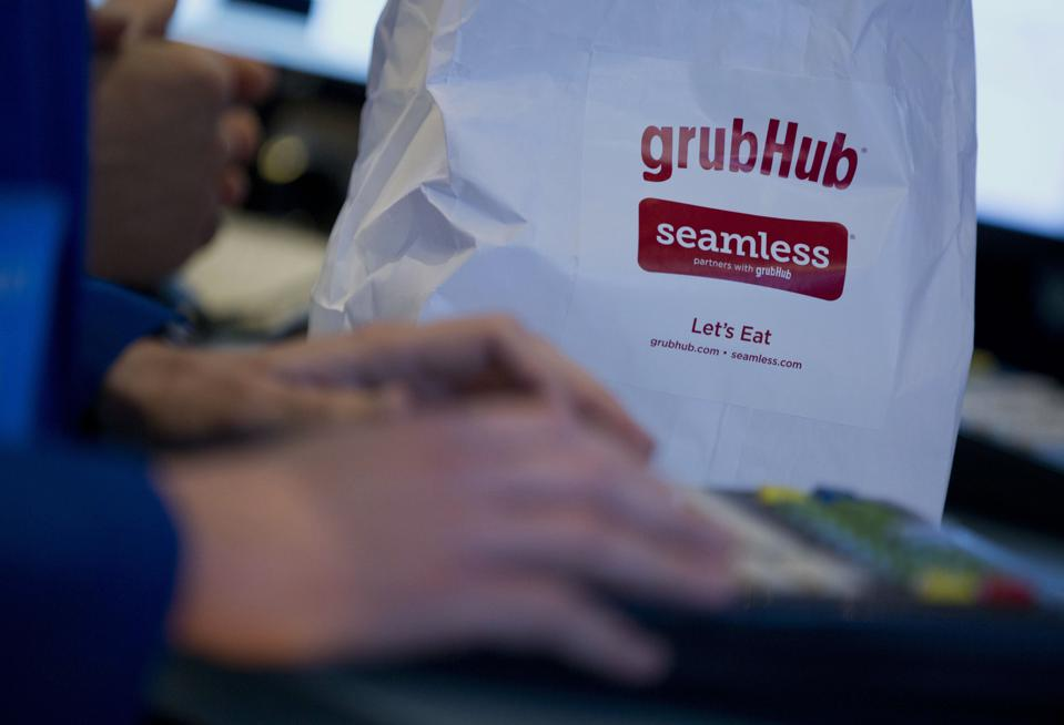 GrubHub Takeout Delivery Third Party Delivery