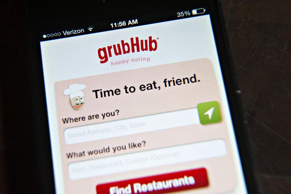 GrubHub IPO