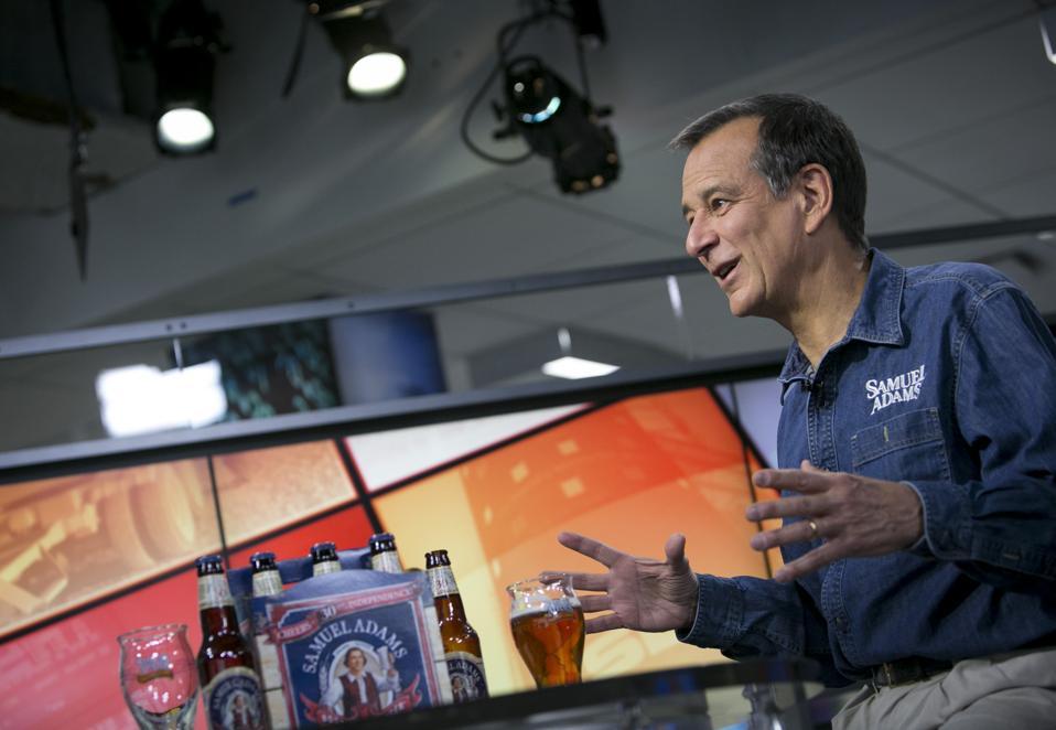 Boston Beer Co. Chairman & Founder Jim Koch Interview