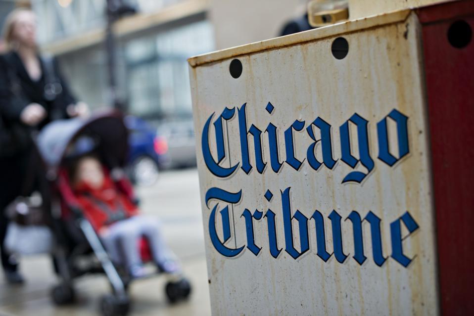 Tribune Co. 4th Quarter Profit Drops 11% To $773 Million
