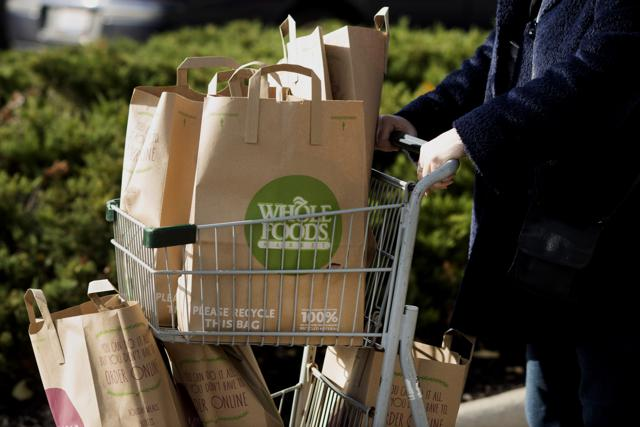 Whole Foods Investigated For Overcharging, Again