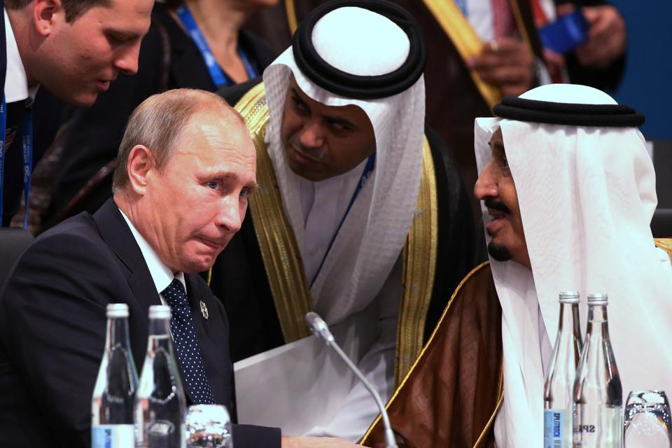 Russia Temporarily Saves Stock Market And Maybe Economy With Oil Deal