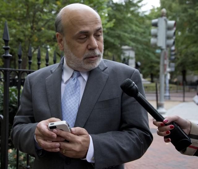 Free To Speak His Own Mind, Ben Bernanke Shows Himself To Be An Unreconstructed Orthodox Keynesian