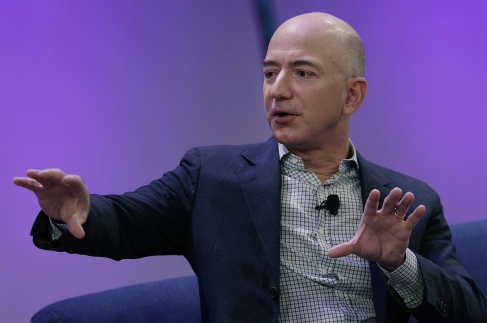 After Jeff Bezos Hands Out Promotions, Amazon Now Has Three CEOs