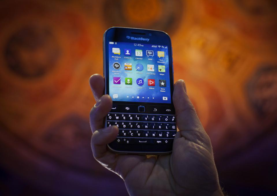 BlackBerry Messenger surveillance on cocaine cartel