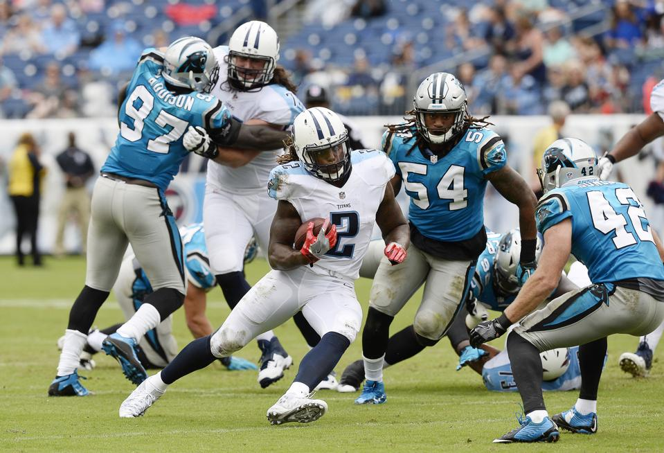 Fantasy Football: Top Rookie Running Backs To Target In Your Draft