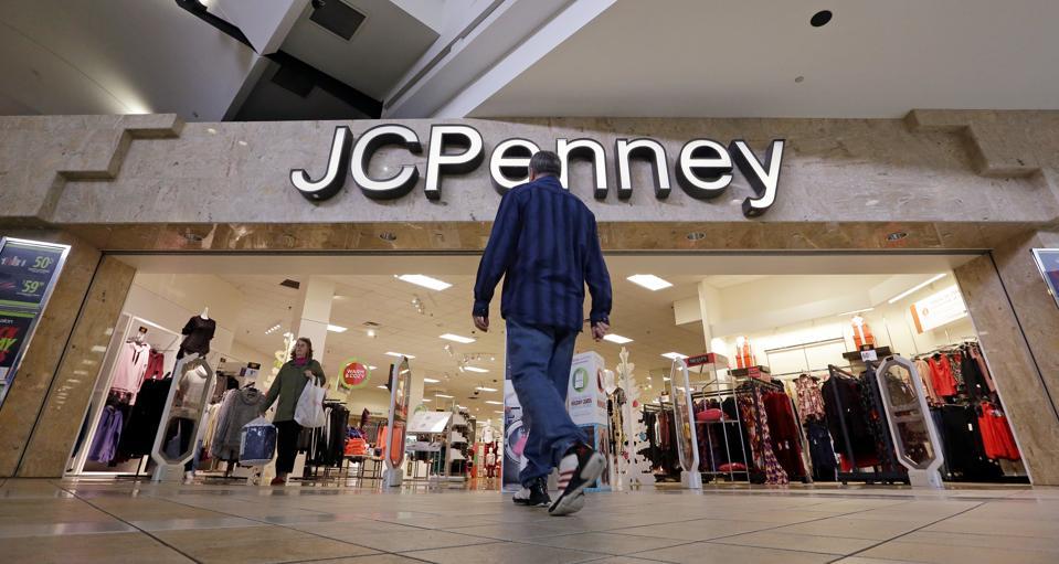 Earns JC Penny
