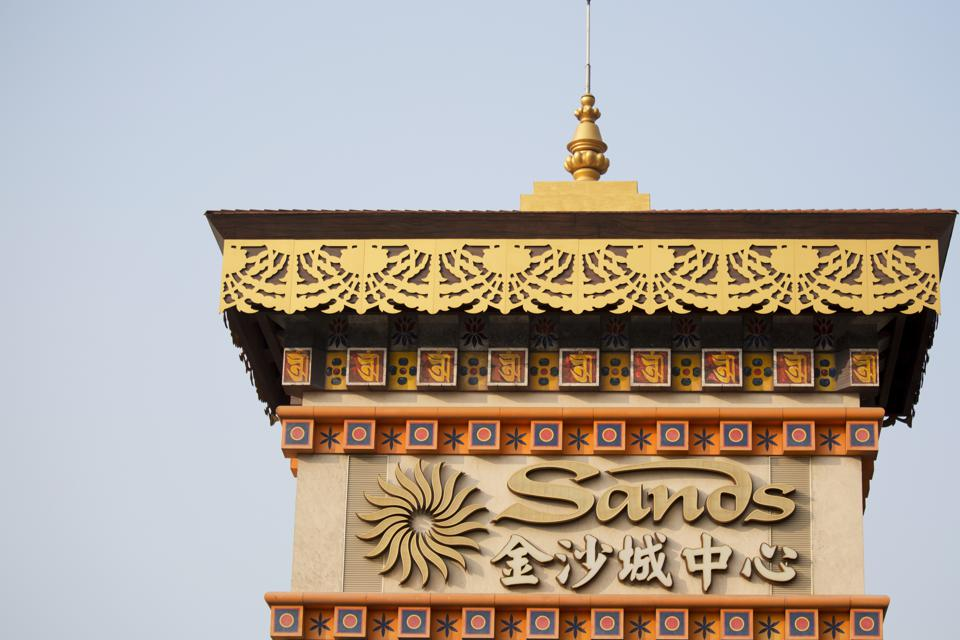 Inside The Sands China Ltd. Resorts And Hotels As The Company Reports Fourth-Quarter Results