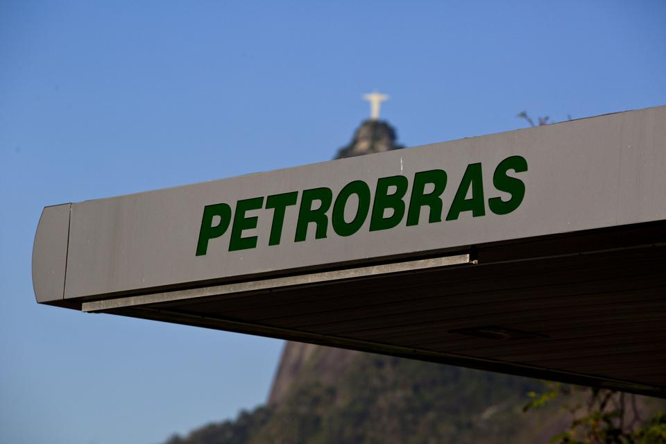 Views of Petrobras Gas Stations and Headquarters As They Aim To Release Earnings By End-May Bond Deadline