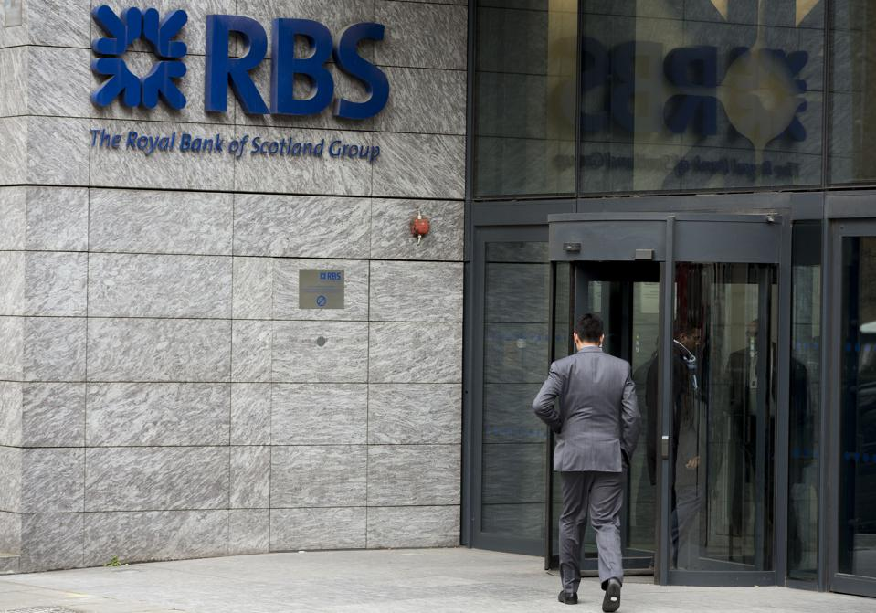 RBS Dodges A Bullet Despite £400 Payout To Small Business ...