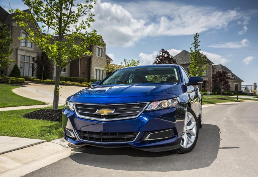Full-Size Car: Chevrolet Impala