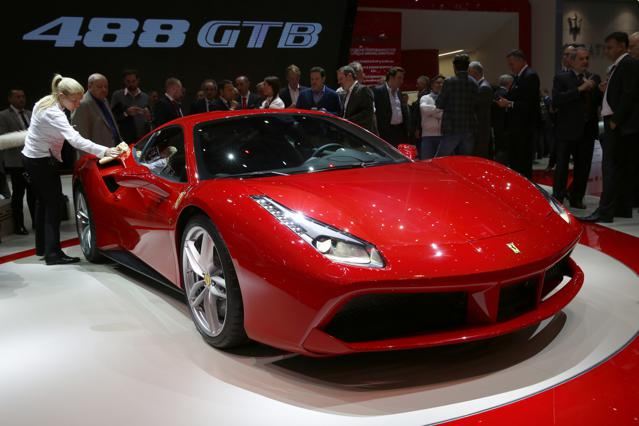 Ferrari IPO: Here's How You Can Own A Piece Of The Prancing Horse