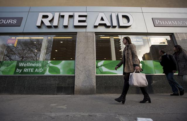 The Last Big Drugstore Deal: Walgreens To Buy Rite Aid For $17.2 Billion
