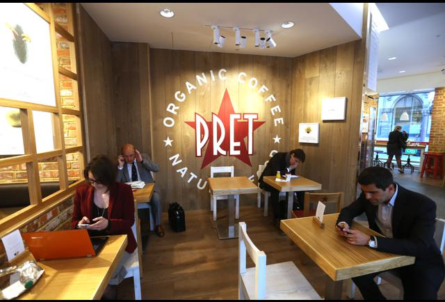 As Pret Buys EAT, Vegetarians And Vegans Are Getting Some Fast Food Love