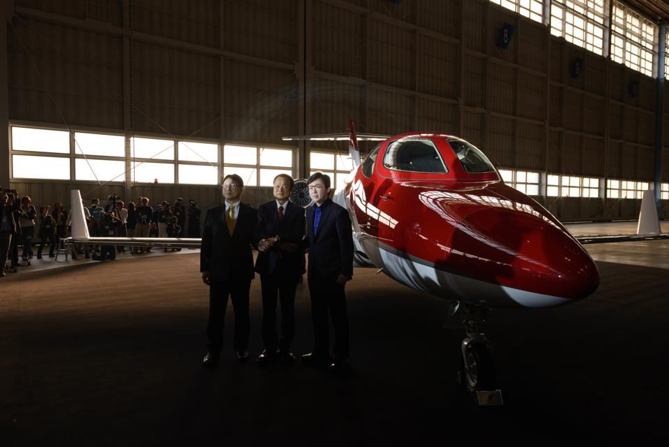 Honda's Jet Business Clears The Trees, But Flight Path Is In
