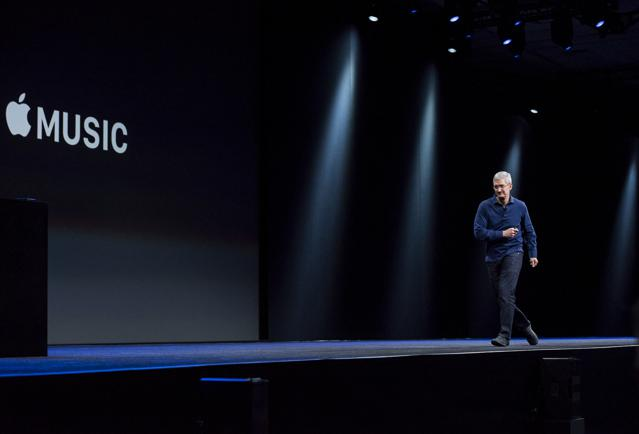 Apple Music Is More Than Just A Spotify Killer, It Could End Music Labels Too